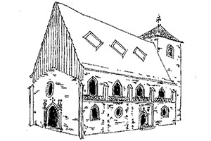 église en 1449