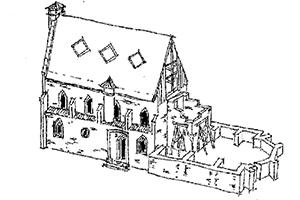 église en 1467