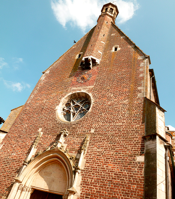façade eglise châtillon