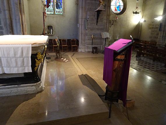 mobilier liturgique 1