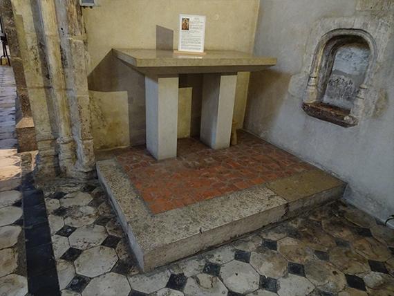 mobilier liturgique 2