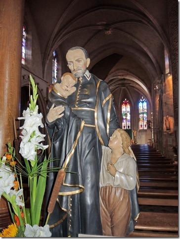 statues saint vincent